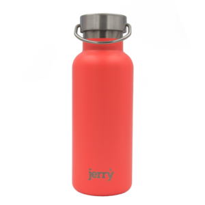 Vida Eco Shop Insulated Water Bottle - Coral
